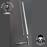 "1/2"" x 42"" Dent Reaper Pick w/ Stainless Tequila Hubs"