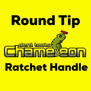 Chameleon Round Tip Ratchet Handle 48""