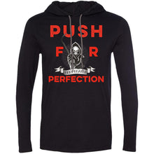 Push For Perfection T-Shirt Hoodie