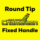 Chameleon Round Tip  Fixed Handle 36""