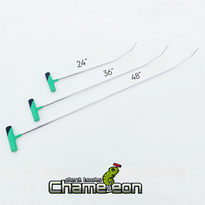 Chameleon Double Bend Sharp Tip Fixed Handle Set