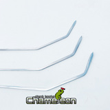 Chameleon Double Bend Sharp Tip Ratchet Handle 36""