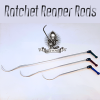 Reaper Rods Ratchet Handle Set