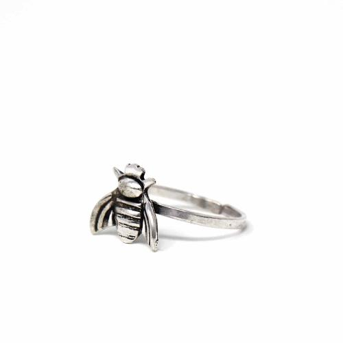 Honeybee Adjustable Ring