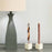 Tall Hand Painted Candles - Pair - Akono Design - Nobunto