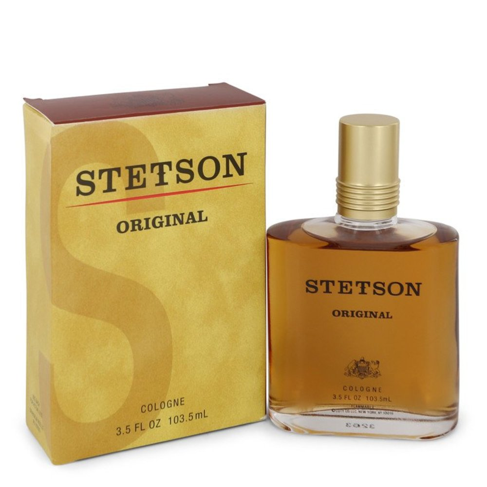 Stetson By Coty Cologne 3.5 Oz For Men