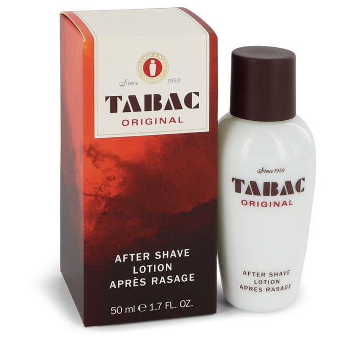 Tabac By Maurer and Wirtz After Shave Lotion 1.7 Oz For Men