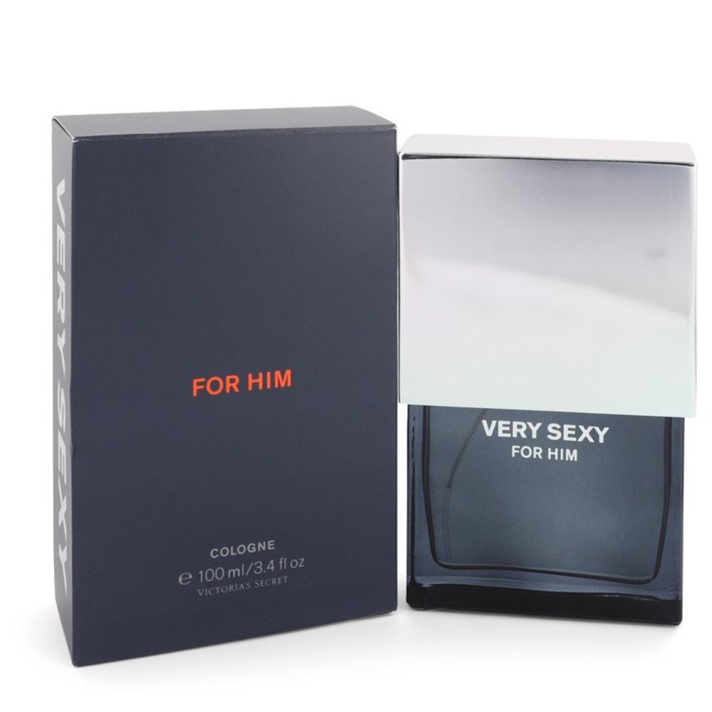 Very Sexy By Victoria's Secret Cologne Spray 3.4 Oz For Men