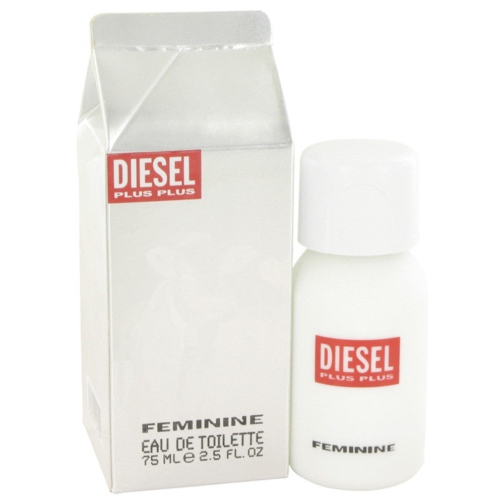 Diesel Plus Plus By Diesel Eau De Toilette Spray 2.5 Oz For Women