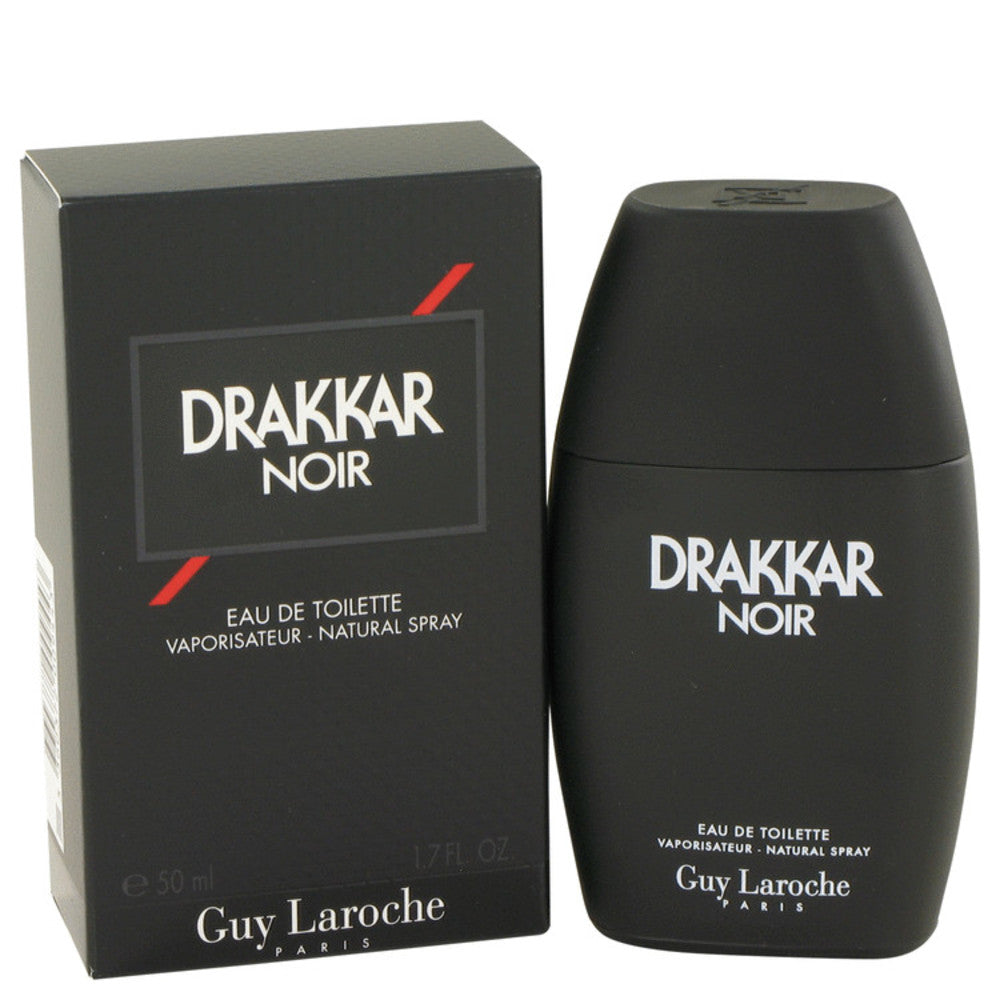 Drakkar Noir By Guy Laroche Eau De Toilette Spray 1.7 Oz For Men