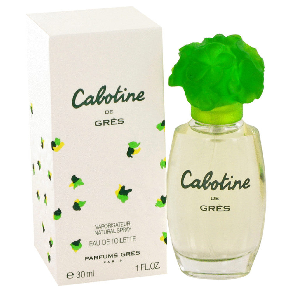 Cabotine By Parfums Gres Eau De Toilette Spray 1 Oz For Women