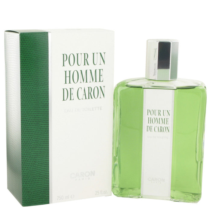 Caron Pour Homme By Caron Eau De Toilette 25 Oz For Men