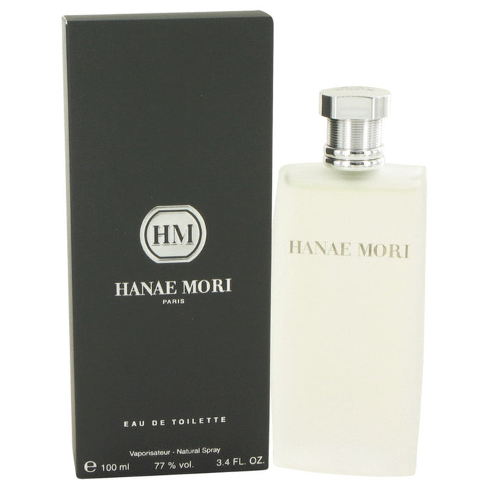 Hanae Mori By Hanae Mori Eau De Toilette Spray 3.4 Oz For Men