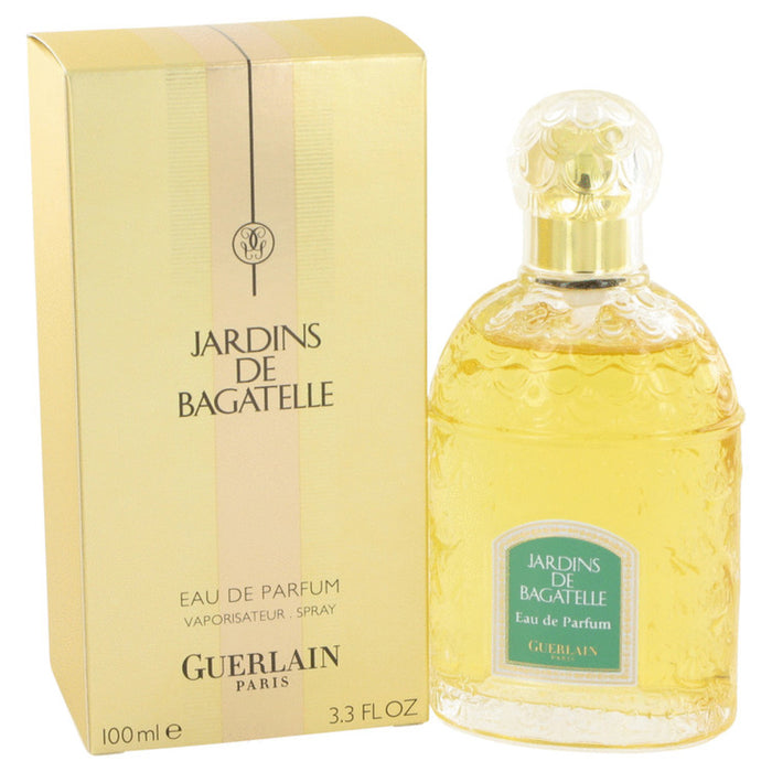 Jardins De Bagatelle By Guerlain Eau De Parfum Spray 3.4 Oz For Women
