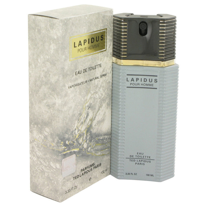 Lapidus By Ted Lapidus Eau De Toilette Spray 3.4 Oz For Men