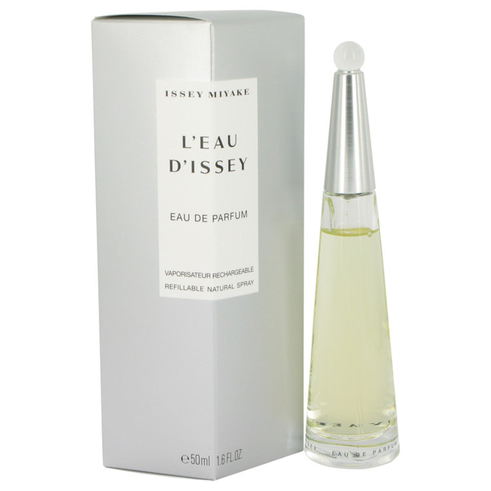 L'eau D'issey (issey Miyake) By Issey Miyake Eau De Parfum Refillable Spray 1.6 Oz For Women
