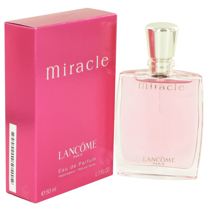 Miracle By Lancome Eau De Parfum Spray 1.7 Oz For Women