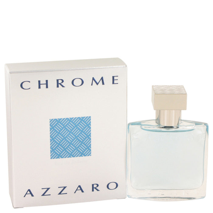 Chrome By Azzaro Eau De Toilette Spray 1 Oz For Men