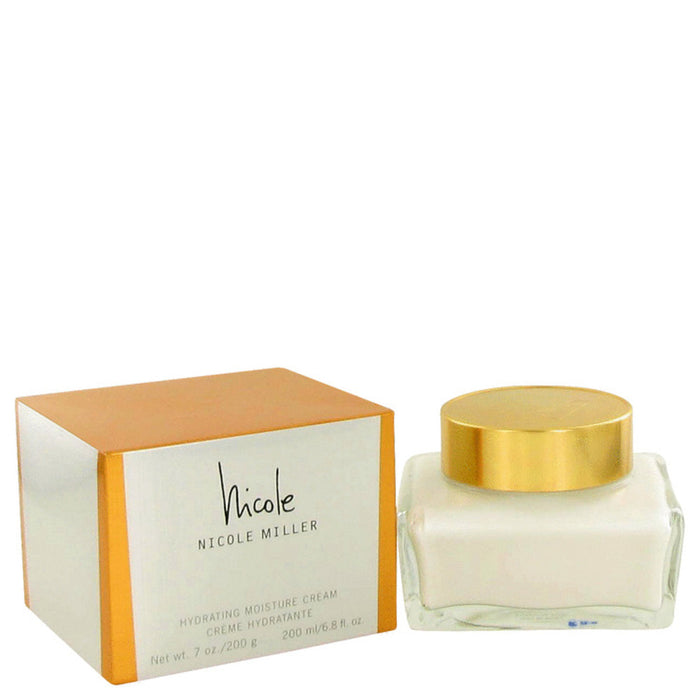 Nicole By Nicole Miller Body Cream 7 Oz For Women