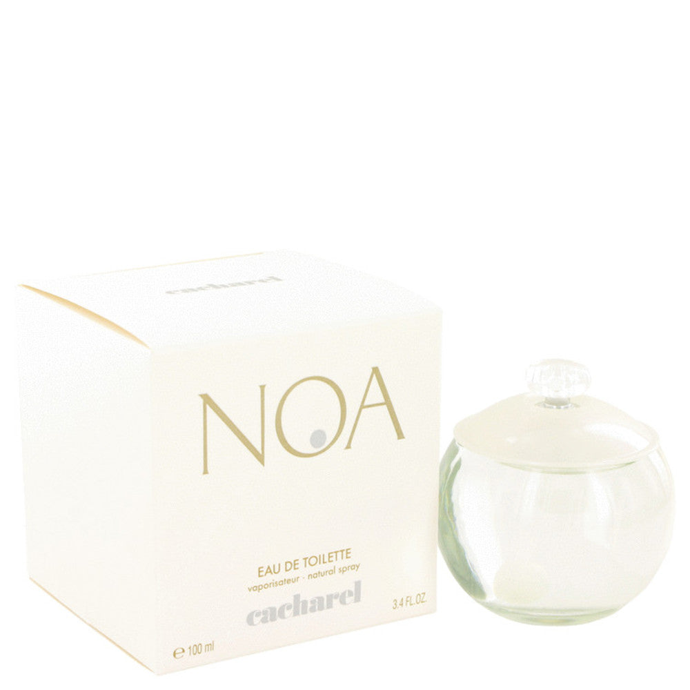 Noa By Cacharel Eau De Toilette Spray 3.4 Oz For Women