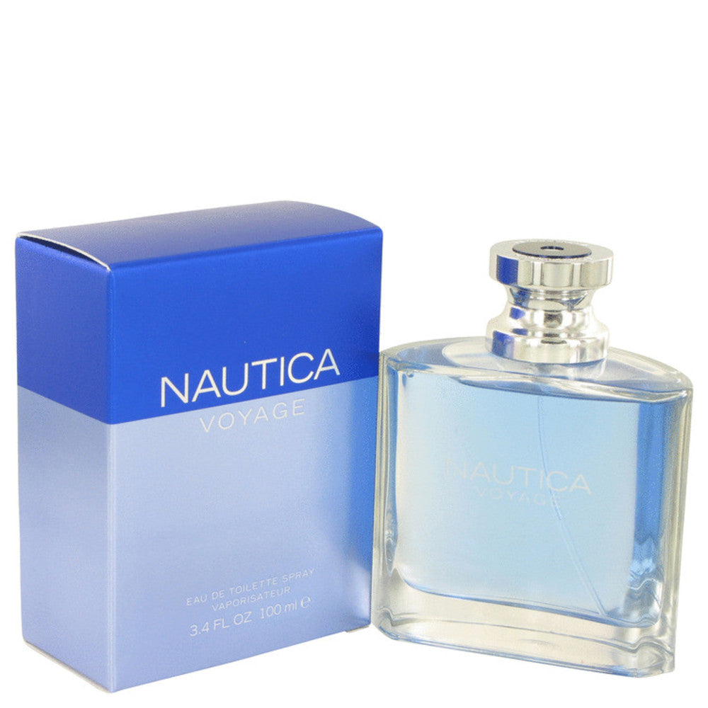 Nautica Voyage By Nautica Eau De Toilette Spray 3.4 Oz For Men
