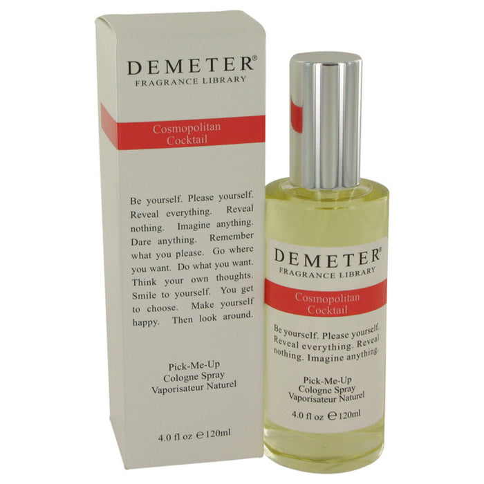 Demeter Cosmopolitan Cocktail By Demeter Cologne Spray 4 Oz For Women