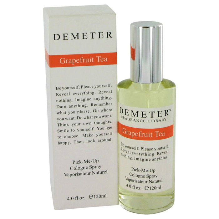 Demeter Grapefruit Tea By Demeter Cologne Spray 4 Oz For Women