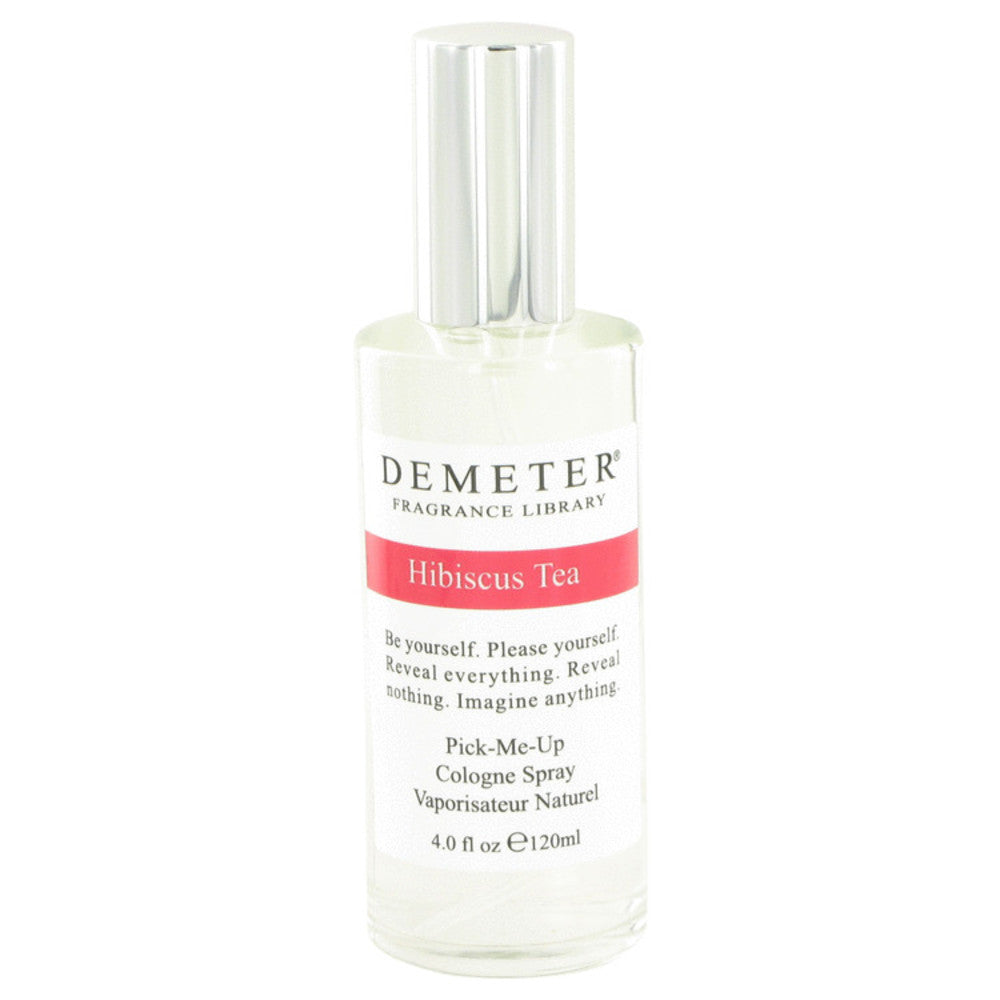 Demeter Hibiscus Tea By Demeter Cologne Spray 4 Oz For Women