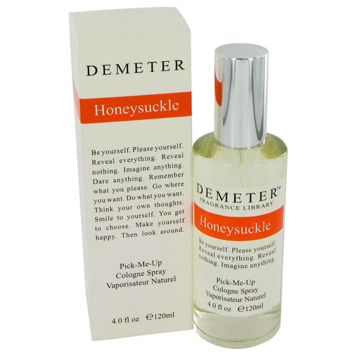 Demeter Honeysuckle By Demeter Cologne Spray 4 Oz For Women
