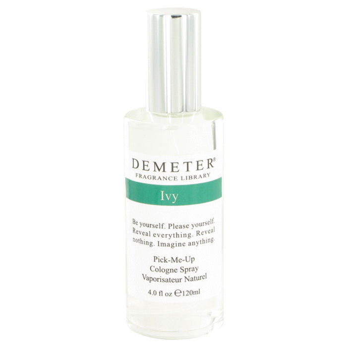 Demeter Ivy By Demeter Cologne Spray 4 Oz For Women