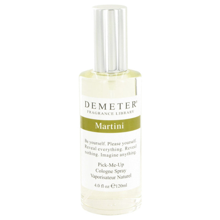 Demeter Martini By Demeter Cologne Spray 4 Oz For Women