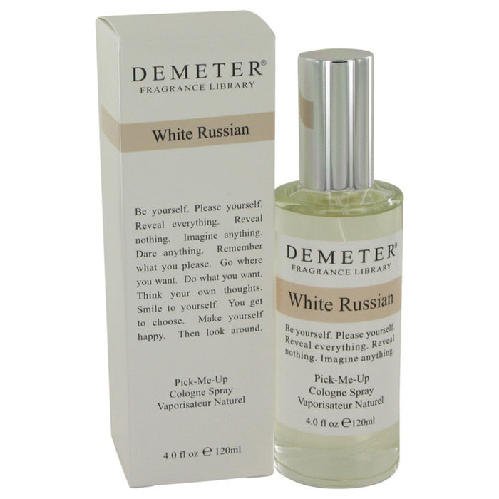 Demeter White Russian By Demeter Cologne Spray 4 Oz For Women