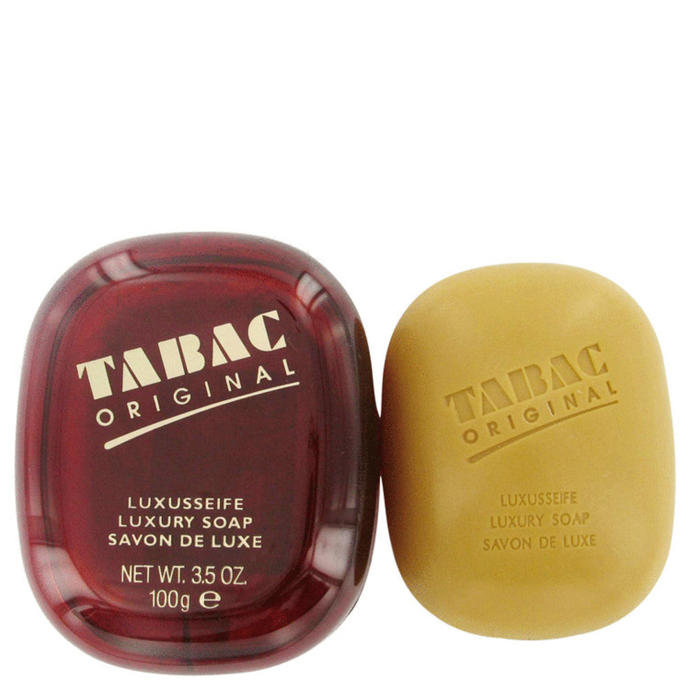 Tabac By Maurer and Wirtz Soap 3.5 Oz For Men