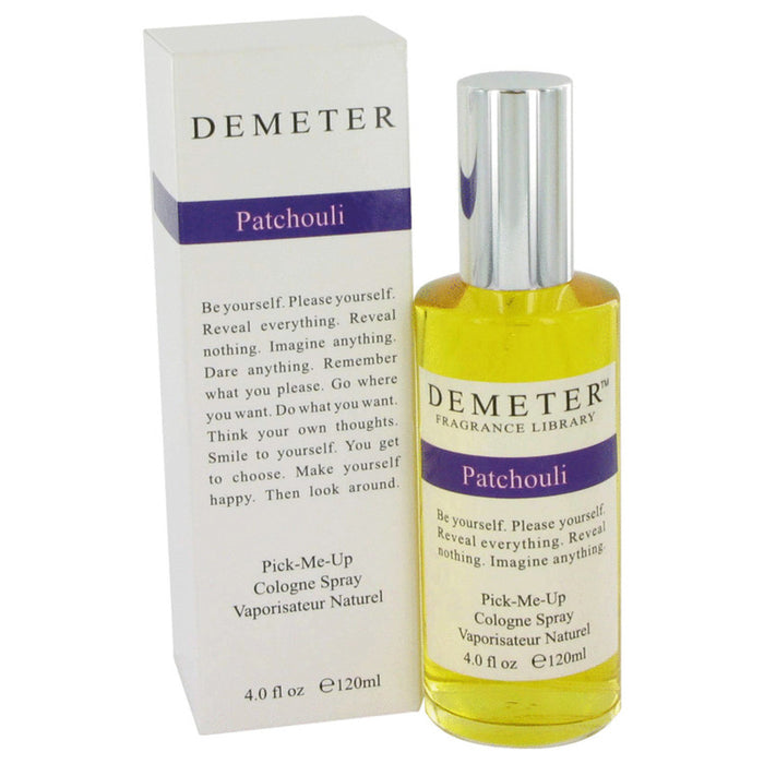 Demeter Patchouli By Demeter Cologne Spray 4 Oz For Women
