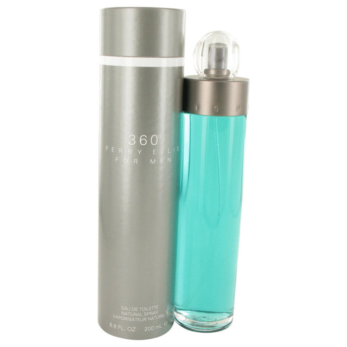 Perry Ellis 360 By Perry Ellis Eau De Toilette Spray 6.7 Oz For Men