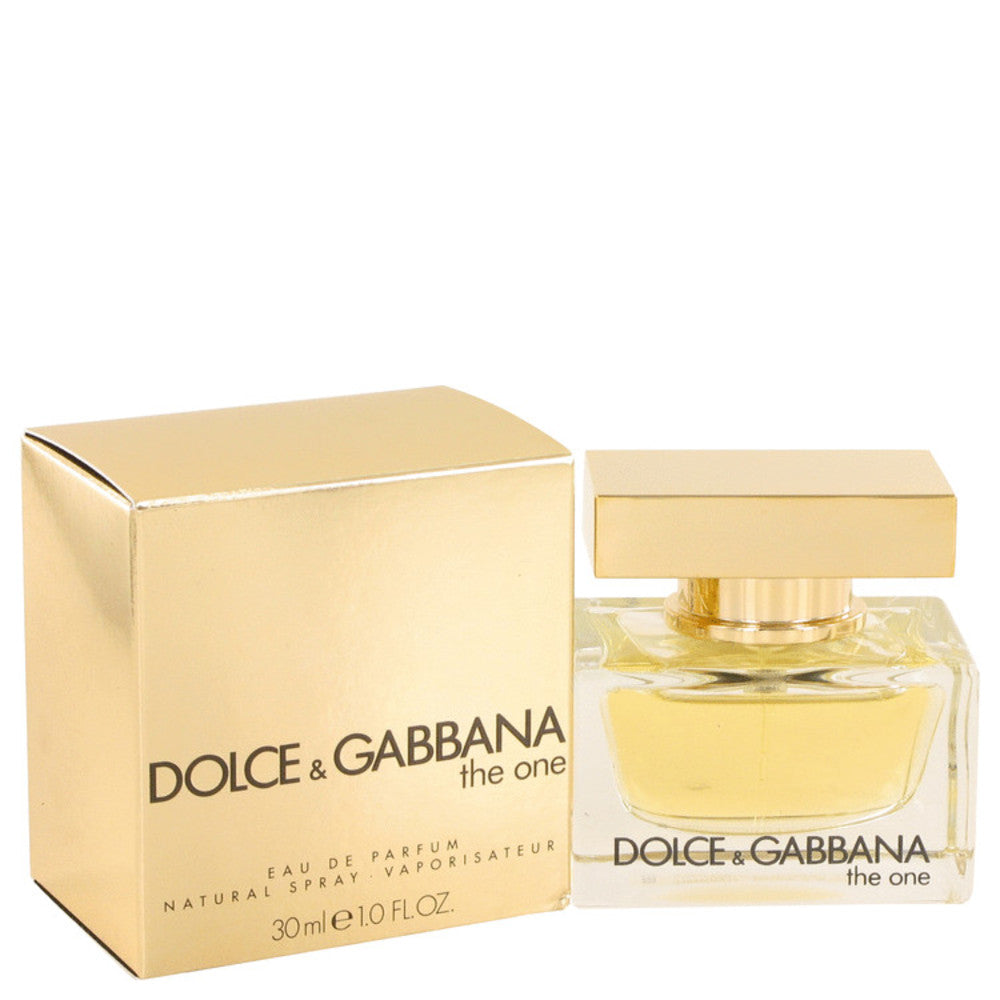The One By Dolce and Gabbana Eau De Parfum Spray 1 Oz For Women