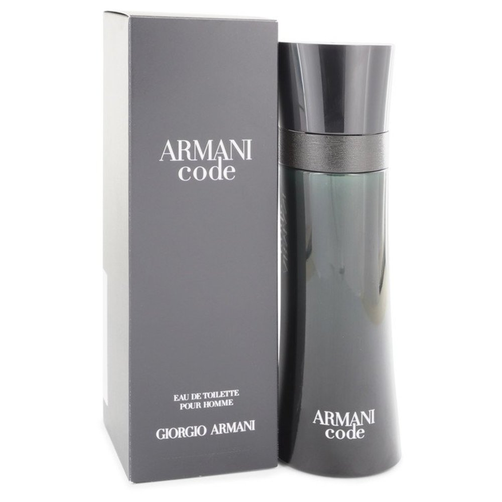 Armani Code By Giorgio Armani Eau De Toilette Spray 4.2 Oz For Men