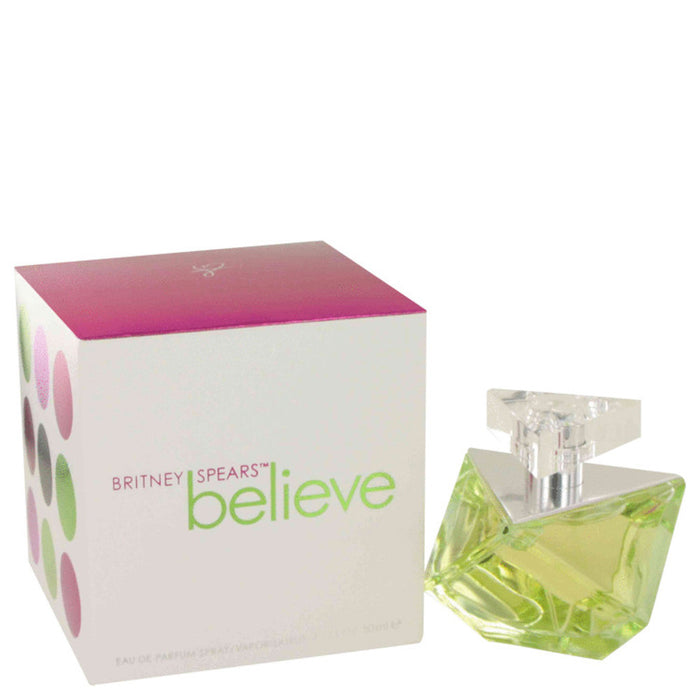 Believe By Britney Spears Eau De Parfum Spray 1.7 Oz For Women