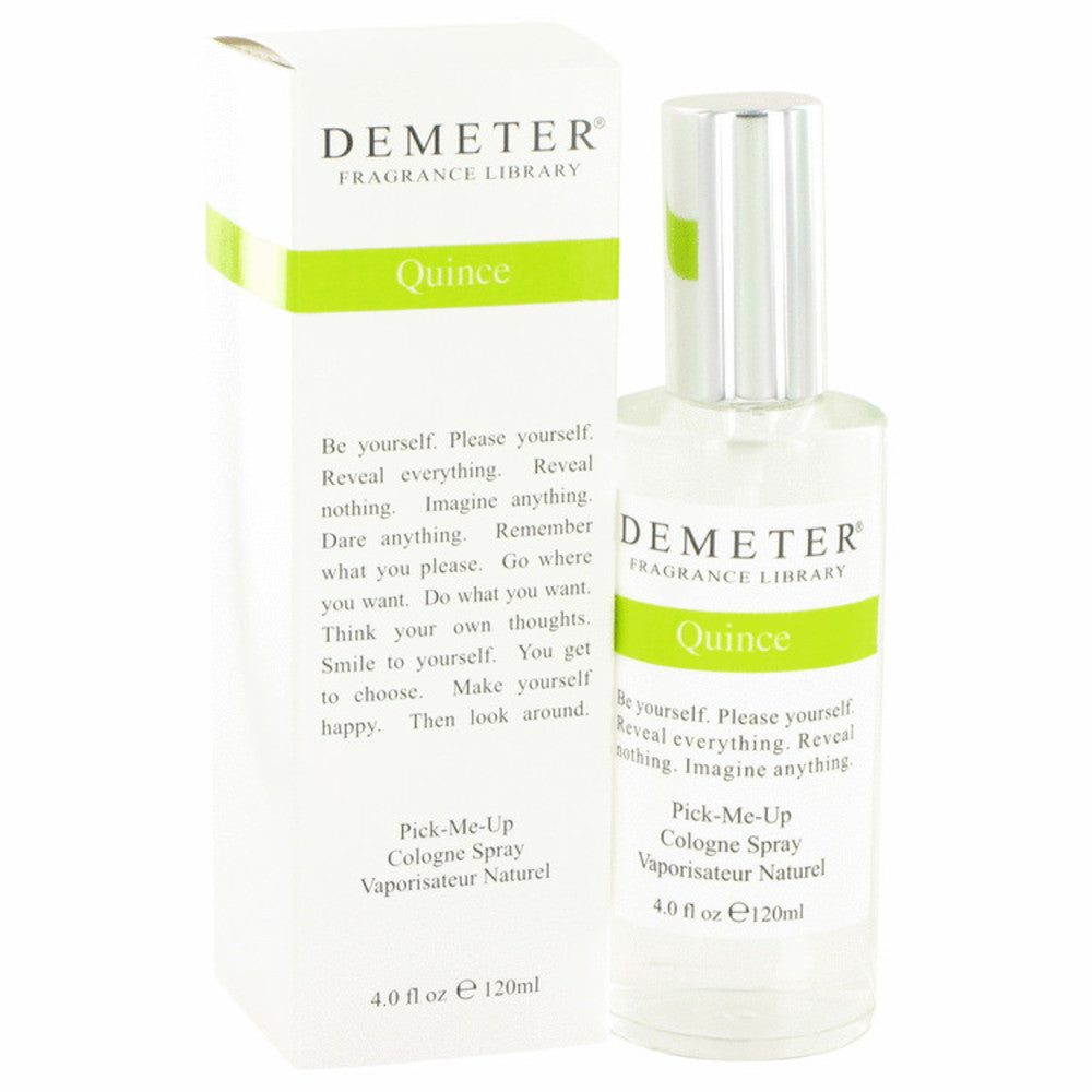 Demeter Quince By Demeter Cologne Spray 4 Oz For Women
