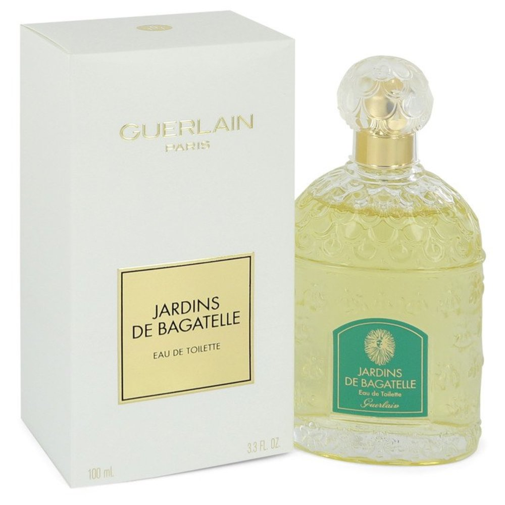 Jardins De Bagatelle By Guerlain Eau De Toilette Spray 3.4 Oz For Women