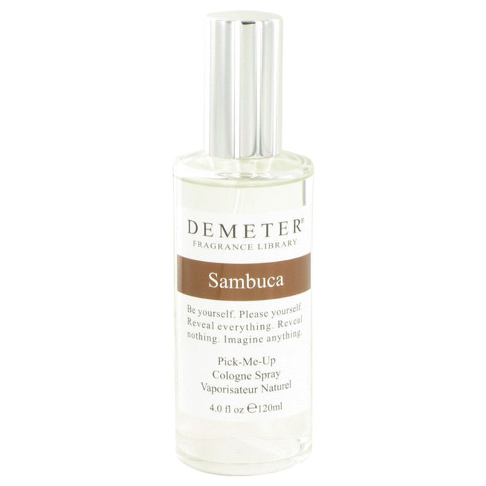 Demeter Sambuca By Demeter Cologne Spray 4 Oz For Women