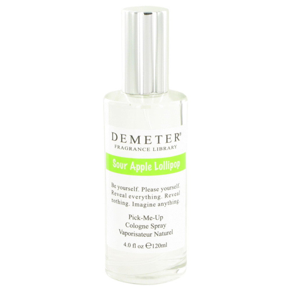 Demeter Sour Apple Lollipop By Demeter Cologne Spray (formerly Jolly Rancher Green Apple) 4 Oz For Women