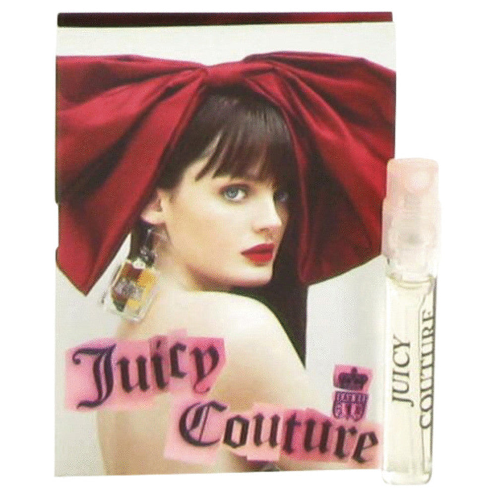 Juicy Couture By Juicy Couture Vial (sample) .03 Oz For Women