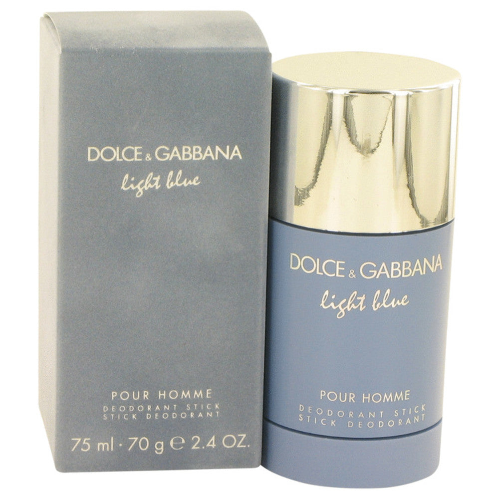 Light Blue By Dolce and Gabbana Deodorant Stick 2.4 Oz For Men