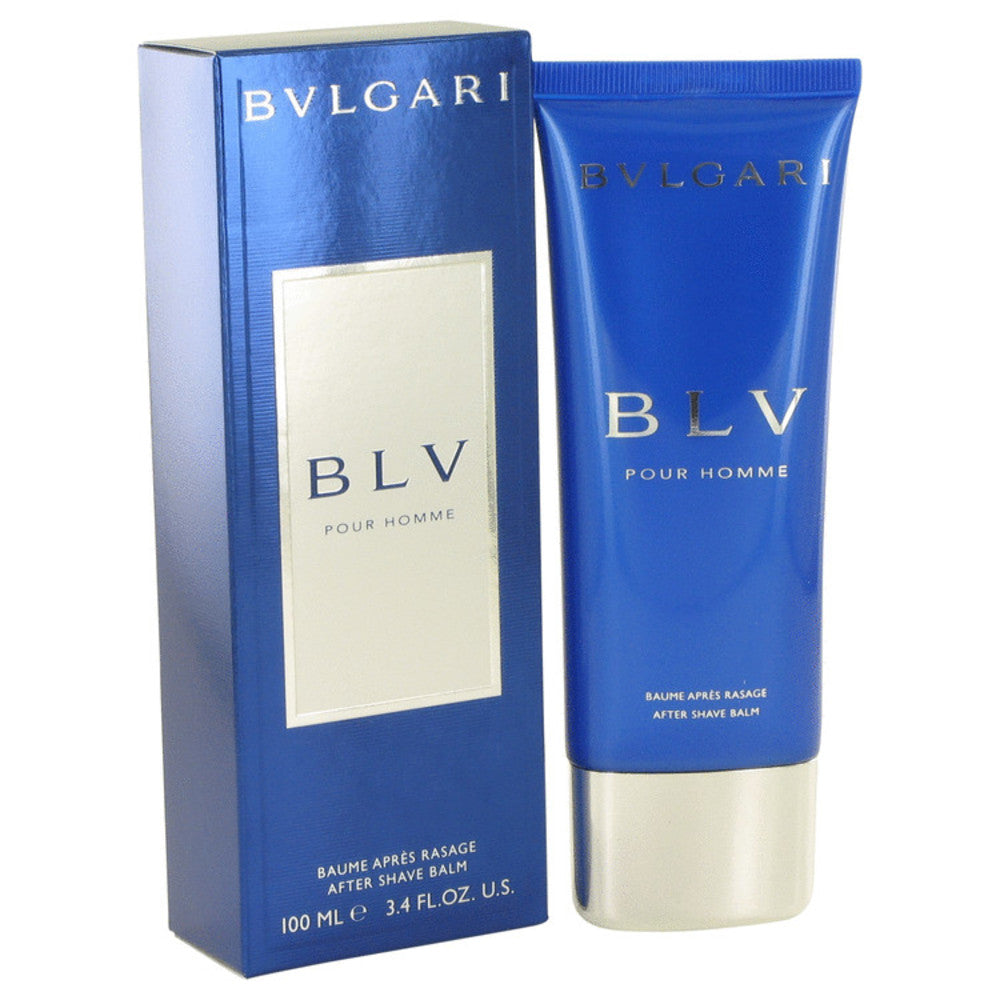 Bvlgari Blv By Bvlgari After Shave Balm 3.4 Oz For Men