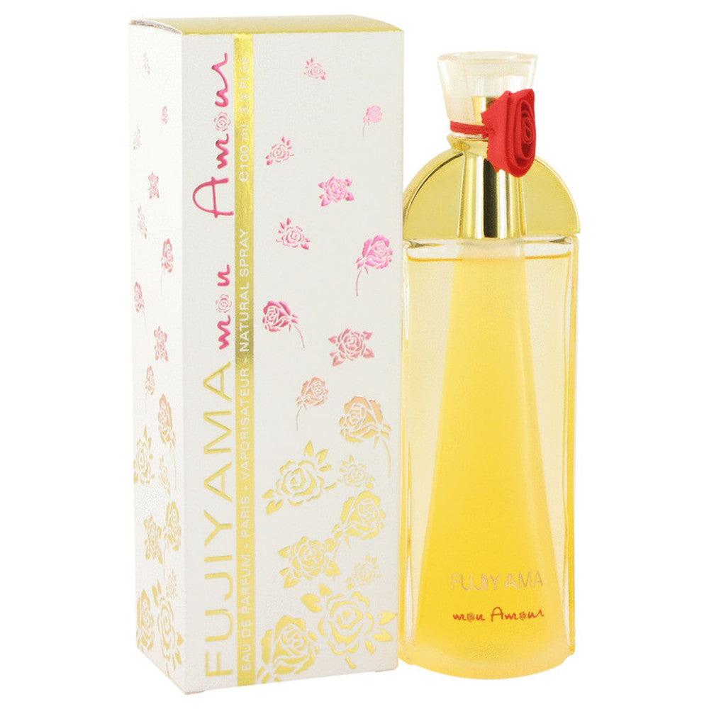 Fujiyama Mon Amour By Succes De Paris Eau De Parfum Spray 3.4 Oz For Women