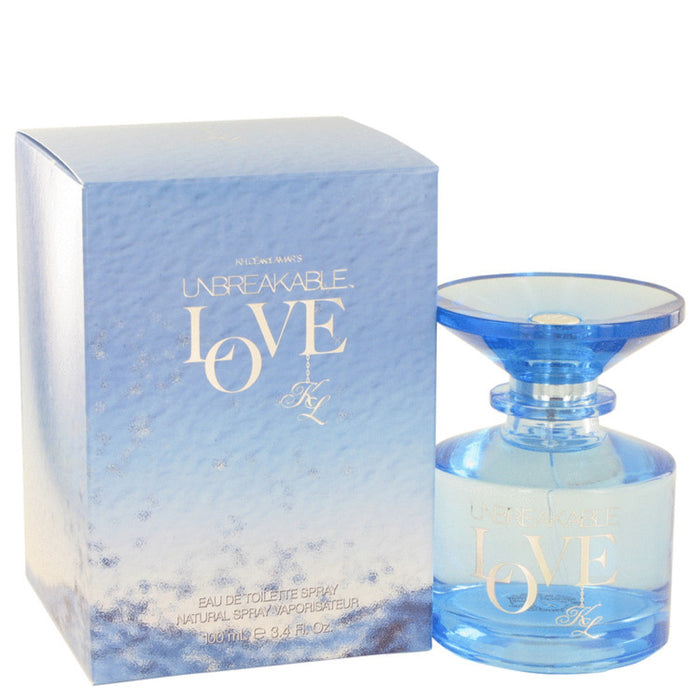 Unbreakable Love By Khloe And Lamar Eau De Toilette Spray 3.4 Oz For Women