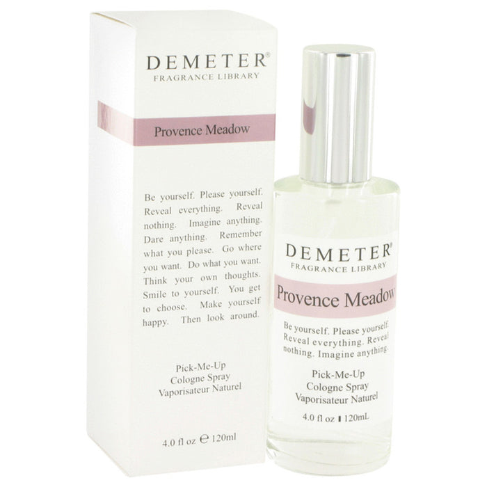 Demeter Provence Meadow By Demeter Cologne Spray 4 Oz For Women