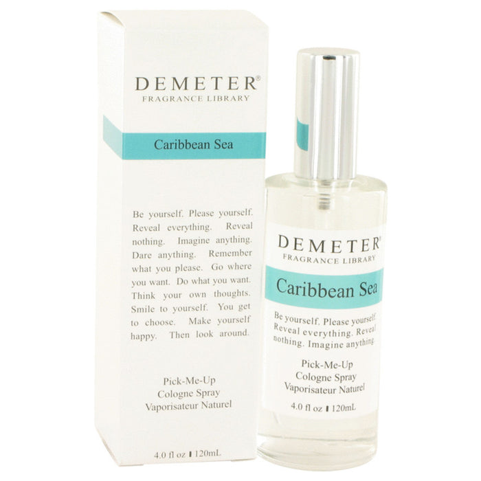 Demeter Caribbean Sea By Demeter Cologne Spray 4 Oz For Women