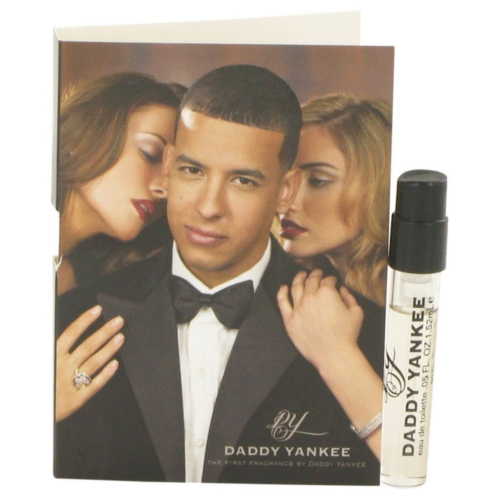 Daddy Yankee By Daddy Yankee Vial (sample) .05 Oz For Men